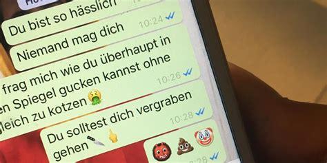 schueler reporterinnen aus marburg berichten ueber cybermobbing