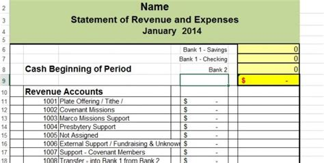 accounting spreadsheets  spreadsheet templates