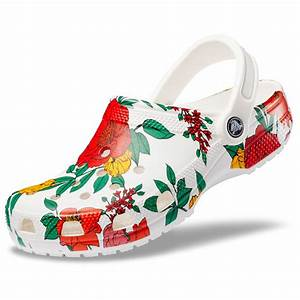 Crocs Classic Printed Floral Clog Sandals Women 39 S Buy