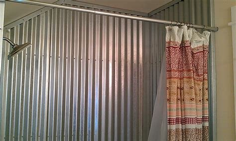 the shed lakefield minnesota 100 galvanized shower surround a complete how to