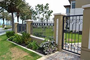 Modern Steel Gate Designs Wood Furniture From ~ loversiq