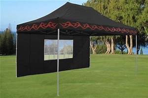 10 X 15 Flame Pop Up Tent Canopy