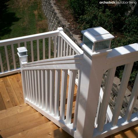 deck steps porch steps   ideas
