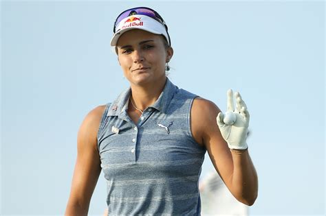 Lexi Thompson Flirts With A 59  On A Par 73(!)  Golf Digest