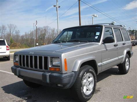 2001 silverstone metallic jeep sport 5490992 gtcarlot car color galleries