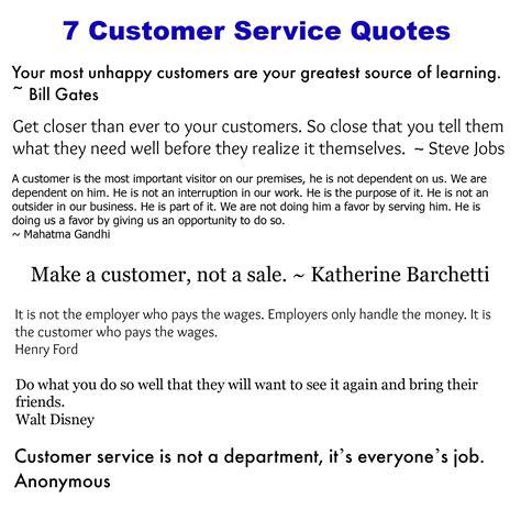 customer service quotes quotesgram