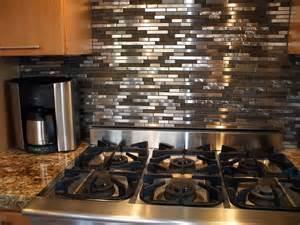 installing glass tiles for kitchen backsplashes stainless steel backsplash tiles the tile home guide