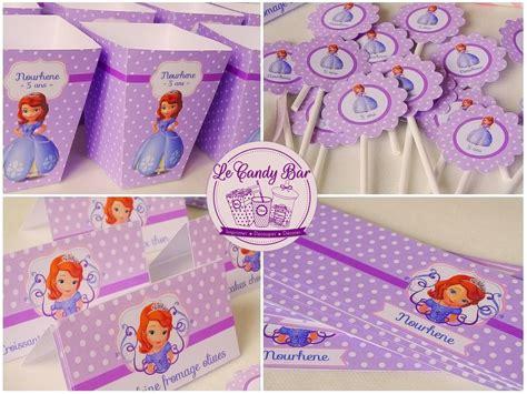 deco anniversaire princesse sofia quelques liens utiles