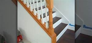 How to Install Laminate Flooring on Stairs « Construction