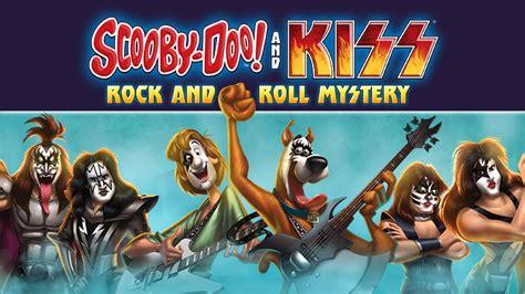 geek daddy scooby doo  kiss sleuth  rock roll mystery