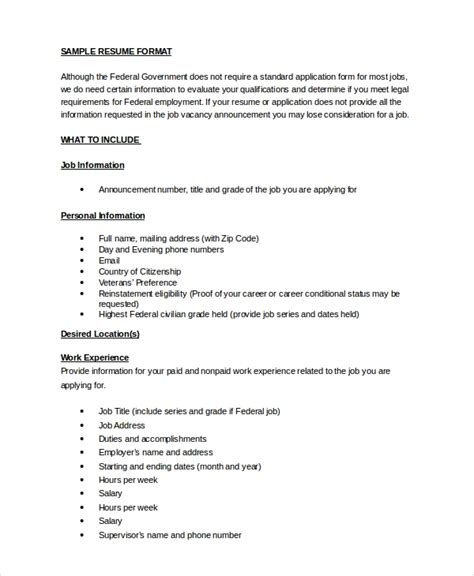resume sample  examples  word