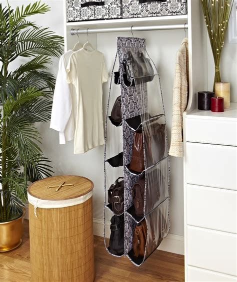 Delectable Diy Purse Organizer For Closet Ideas