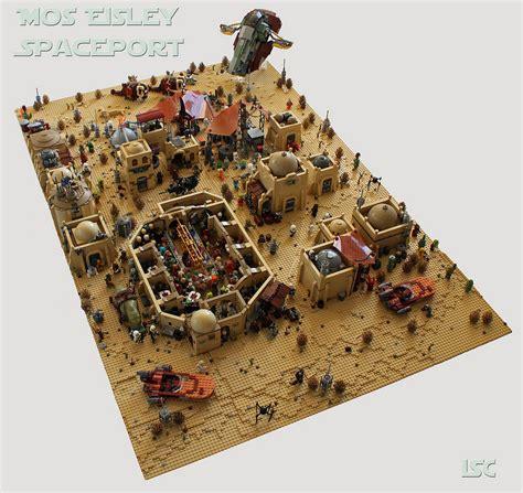 Star Wars Cantina Map Mos Eisley