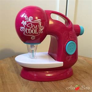 Petite Machine À Coudre : la machine coudre sew cool test e par mes filles ~ Melissatoandfro.com Idées de Décoration