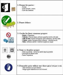 Regle De Vie A La Maison : des pictos pour les regles a la maison ~ Dailycaller-alerts.com Idées de Décoration