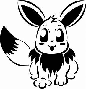 eevee jack o lantern template by memimouse on deviantart With pokemon jack o lantern template