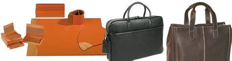 maroquinerie de bureau parures de bureau accessoires de maroquinerie de luxe