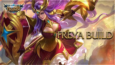Freya Unstoppable Build