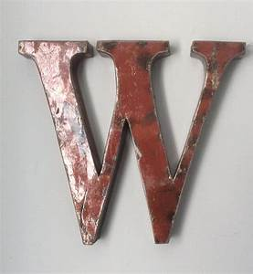 collection of vintage metal letters in miscellaneous With vintage metal letters