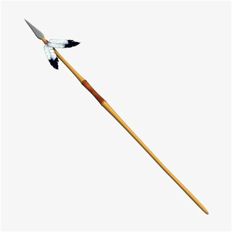 Spear Clipart Spear Spear Spearhead Cold Weapon Png Image And