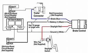 How To Complete Hardwire Installation Of Hayes Synchronizer Brake Controller