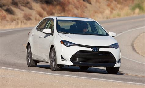 2018 Toyota Corolla Starts At $19,445  The Torque Report