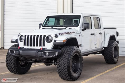 jeep gladiator rubicon signature series   sale  bj motors stock ll