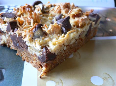 """""""Magic Cookie Bars"""" 