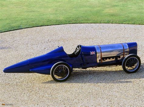 Pictures of Sunbeam Bluebird Land Speed Record Car 1925 ...