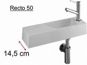 Lave Main 15 Cm Profondeur : lave mains salle de bain coulommiers carrelage ~ Melissatoandfro.com Idées de Décoration
