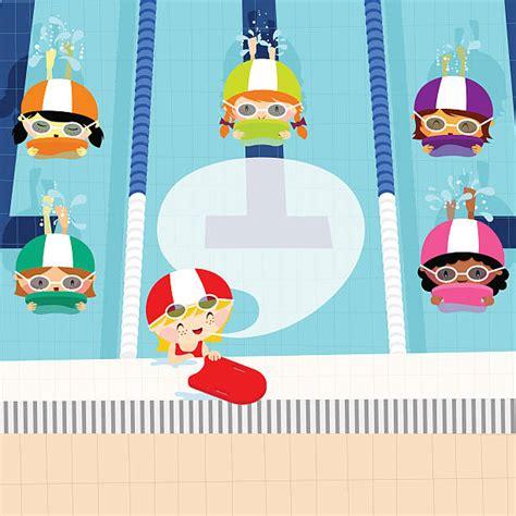 Royalty Free Swimming Cap Clip Art, Vector Images