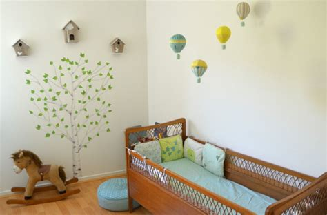 chambre bebe nature déco chambre bébé la chambre nature et poétique de noah