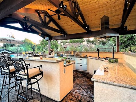 outdoor kitchen designs plans tips to get appropriate outdoor kitchen ideas actual home 3853