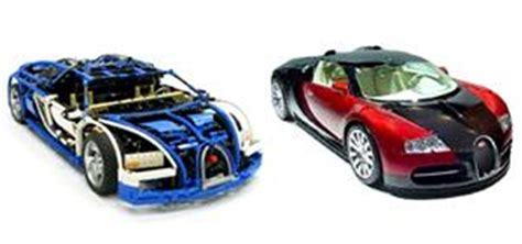 Insane Lego Replica Of World's Most Expensive Car (working