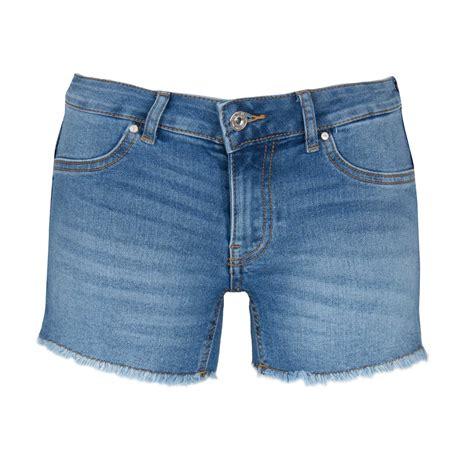 light blue jean shorts only onldylan low women s light blue denim shorts
