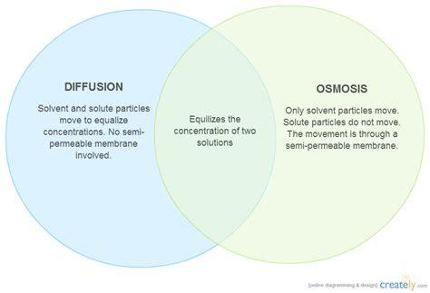 Diffusion On Venn Diagram