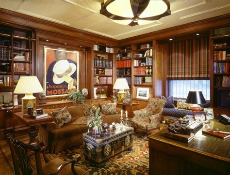 20+ Library Home Office Designs, Decorating Ideas