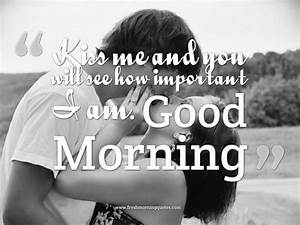 Romantic Good Morning Kiss Images for Couples | ☆☆ Good ...