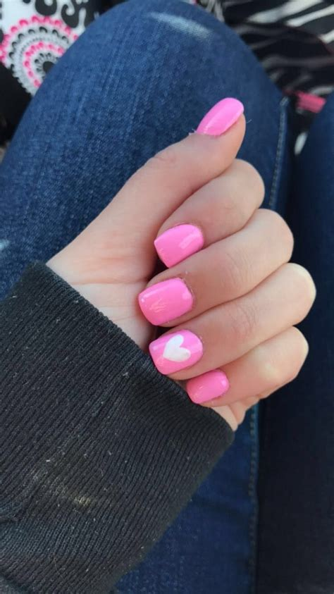 february nail colors s day nails february nails ideas pink nails