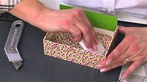 Boite Cartonnage Tuto Gratuit : cr er une bo te en carton l 39 atelier edisaxe youtube ~ Louise-bijoux.com Idées de Décoration