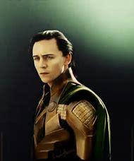 Loki as Thor