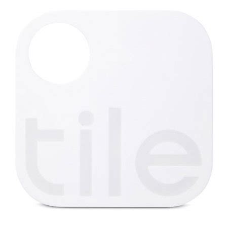 Apple Tile Tracker by Tile Bluetooth Tracker Device Four Pack