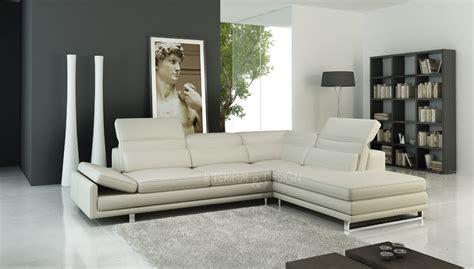 canapé simili cuir blanc canap d 39 angle champagne en cuir haut de gamme italien