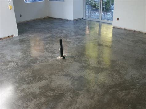 flooring for home why polished concrete floor is better than others flooring options