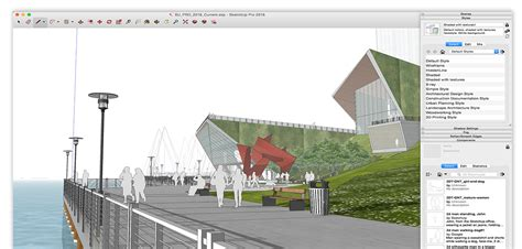 outil conception cuisine sketchup pro sketchup
