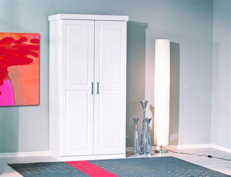 armadio guardaroba armadio in legno massello will mobile bianco per
