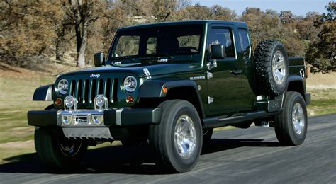 jeep wrangler truck jeep pickup tipped to be built alongside next generation