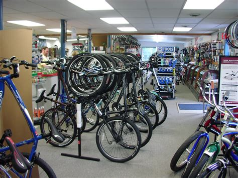 Bike Shops | ANCA's Bike the Byways website project blog