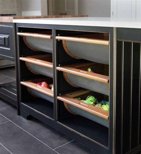 kitchen organization ideas vegetable drawer produce