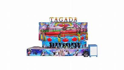 Carnival Rides Indoor Adults Amusement Tagada Park